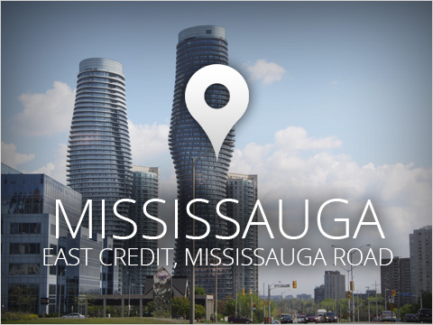 Mississauga: East Credit, Mississauga Road